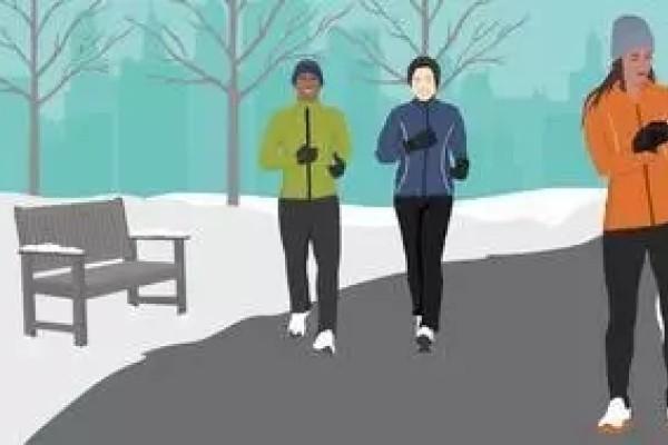 冬季跑步要领指南