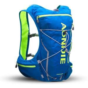 越野跑背包10L-奥尼捷E904S男女轻量化马拉松水袋背心户外运动跑步背包