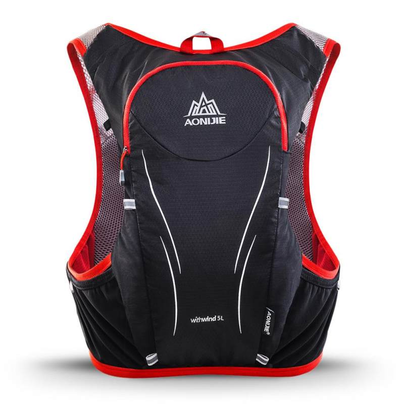 cross-country running backpack 5LC928 water bag vest Marathon outdoor men and women sports backp