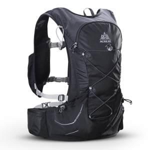 越野跑步背包15L-大容量越野参赛背包运动双肩包轻量骑行水袋包马拉松户外-奥尼捷C930背包