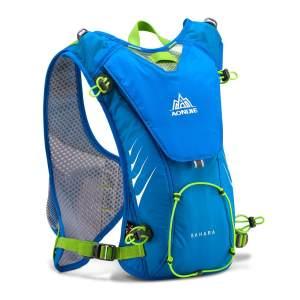 越野跑背包8L-户外跑步包轻量贴身不晃动1.5L水袋包马拉松奥尼捷E902