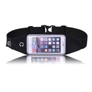运动跑步腰包-弹性 触屏腰包iPhone隐形腰带马拉松手机包E847