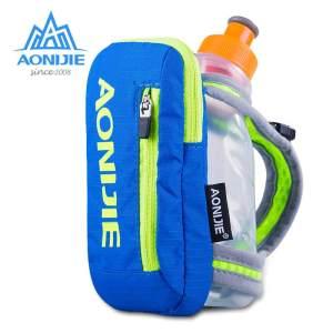 手持水壶包跑步运动软水壶户外越野马拉松手握水壶包奥尼捷E907