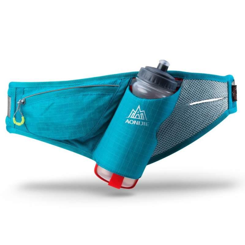 13041424df80 AONIJIE 2018 Sports Running Waist Bag Men Women Waterproof Marathon ...
