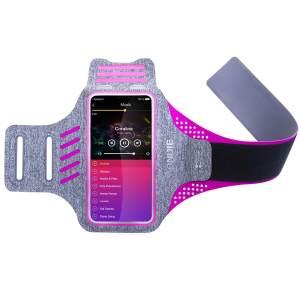 运动手机臂套跑步臂包手臂包臂带男女健身装备苹果通用臂袋手腕包 A891
