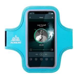 运动手机臂套户外触屏跑步手臂包男女健身装备苹果iphoneX专用 A896