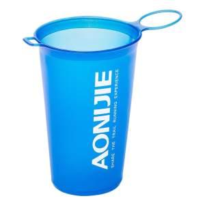 运动软水杯马拉松越野跑步比赛便携杯子TPU环保可折叠奥尼捷SD15-S200