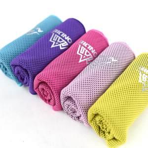 奥尼捷冷感运动毛巾降温冰巾健身跑步冰凉速干吸汗凉巾4041