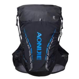 奥尼捷越野跑步背包双肩户外运动水袋包18L马拉松骑行贴身透气C943