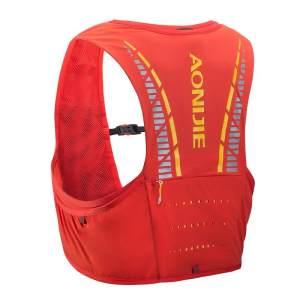 奥尼捷跑步背包男女5L轻量越野包双肩户外运动水袋包马拉松透气C933
