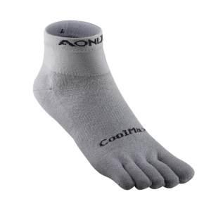 E4109#  中筒五指襪