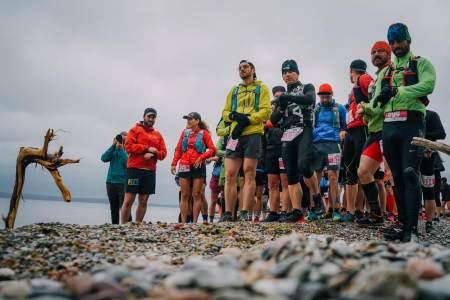 Laoshan 100 km International Mountain cross-country race
